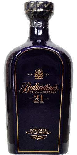 The Dramble's tasting notes for Ballantine's 21 year old Very Old Scotch Whisky